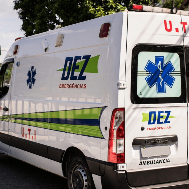 Ambulância de Suporte Avançado