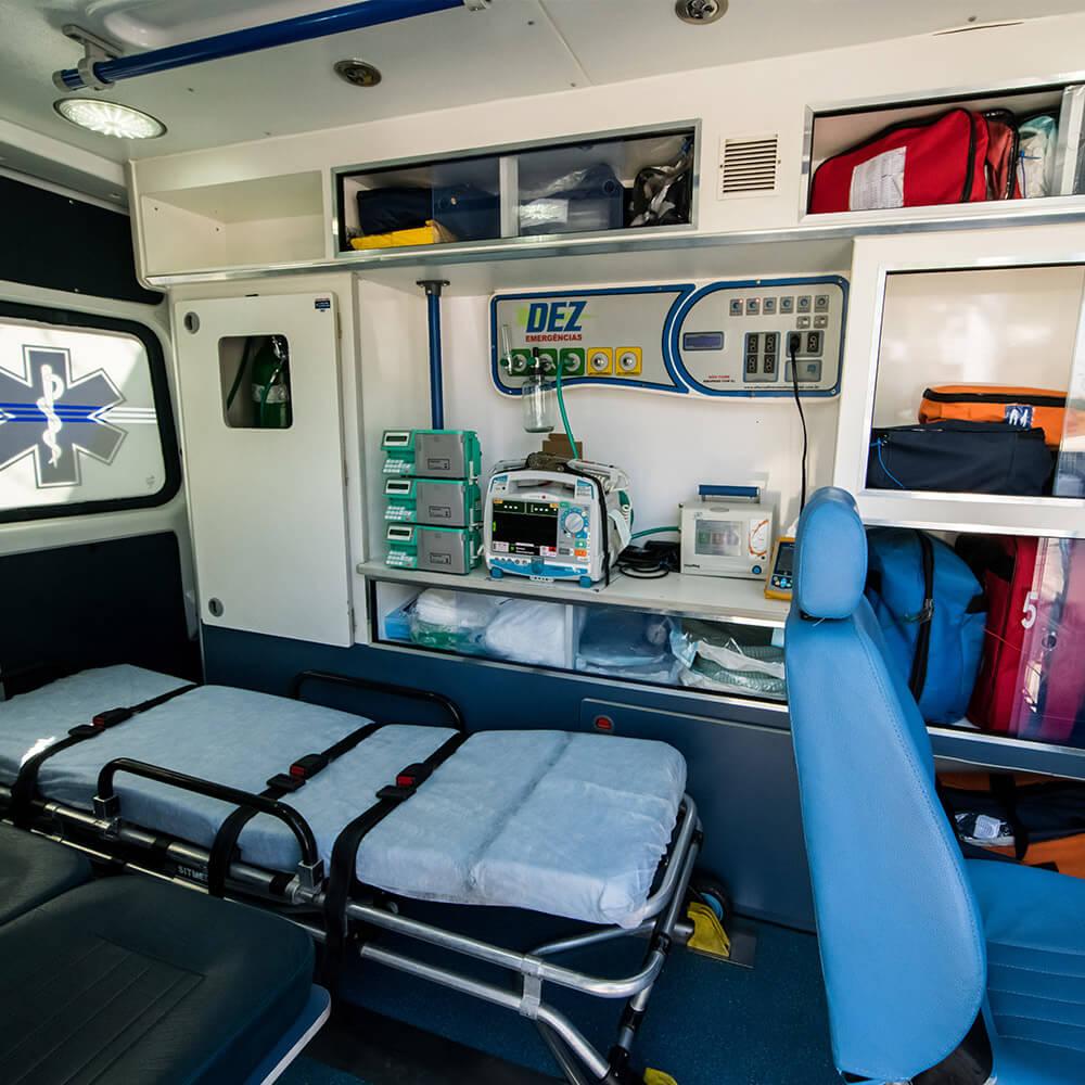 Sistemas de emergências médicas