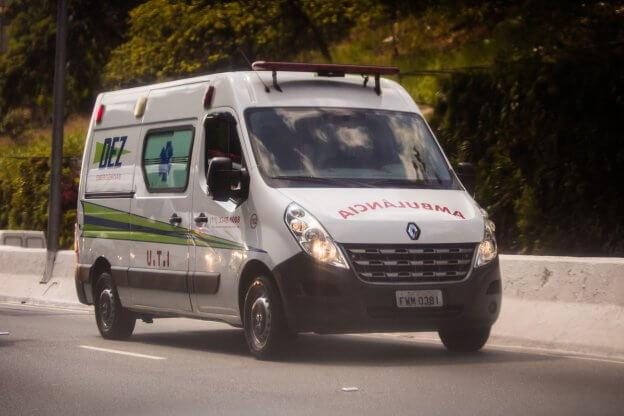 Ambulância para Obesos