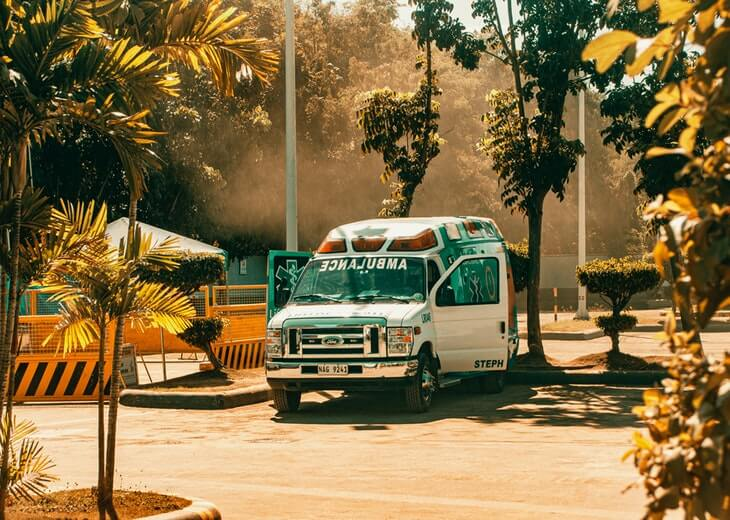 Conheça os principais tipos de ambulância