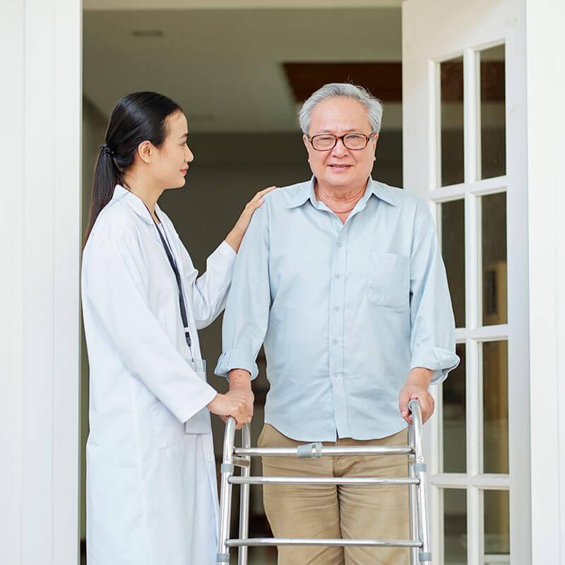 Visita de Enfermagem