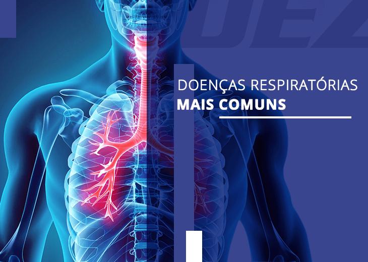Doenças respiratórias mais comuns