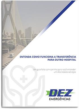 E-book Entenda como funciona a transferência para outro hospital